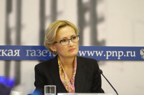 Яровая рассказала об уникальном формате работы «Единой России»