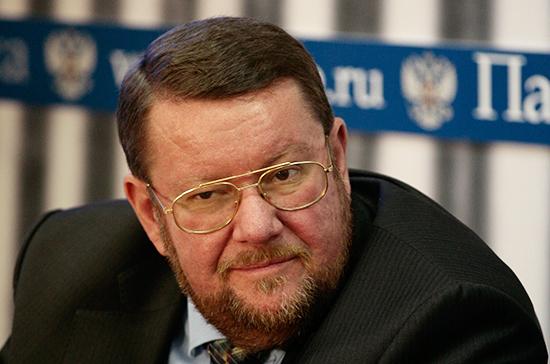 Сатановский: Вашингтону не интересно, откуда в Идлибе химоружие, главное — свергнуть Асада