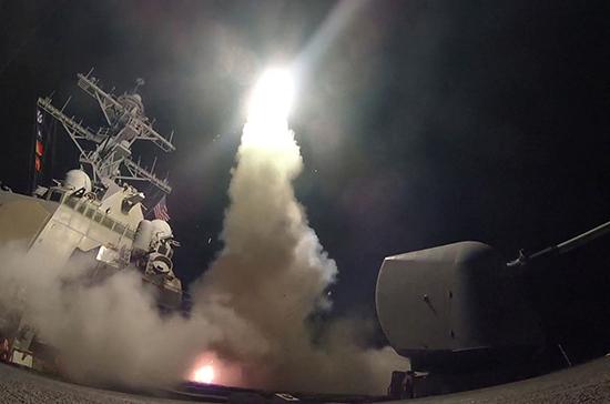 Удар по Сирии подтвердил, что США — наш геополитический противник, считают в КПРФ