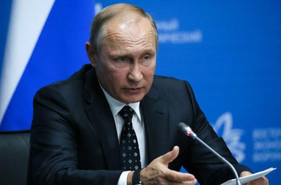 Путин: Реальной трансформации НАТО непроисходит