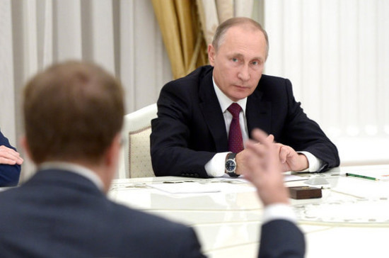 Путин назначил врио главы Мордовии