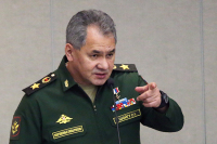 Шойгу рассказал об увеличении мощи ядерной триады России