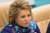 Валентина Матвиенко: РФ не хочет повторения иракского сценария в Сирии