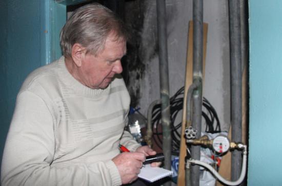 ВРоссии призвали освободить население отповерки счетчиков воды
