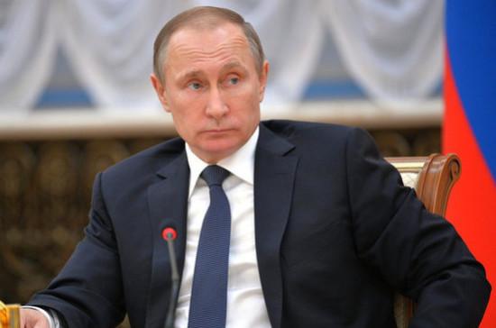 Путин поздравил Асада сгодовщиной независимости Сирии