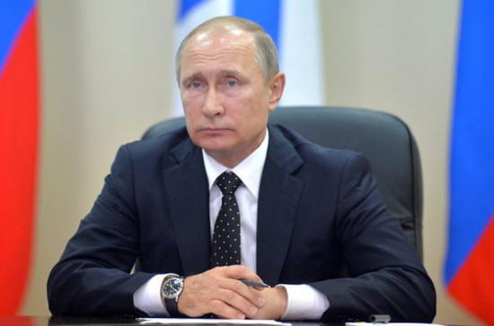 Путин дал старт совещанию организационного комитета «Победа»