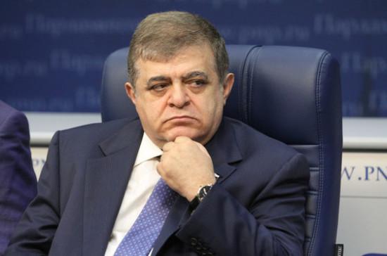 Джабаров назвал условие присоединения РФ к западной антитеррористической коалиции