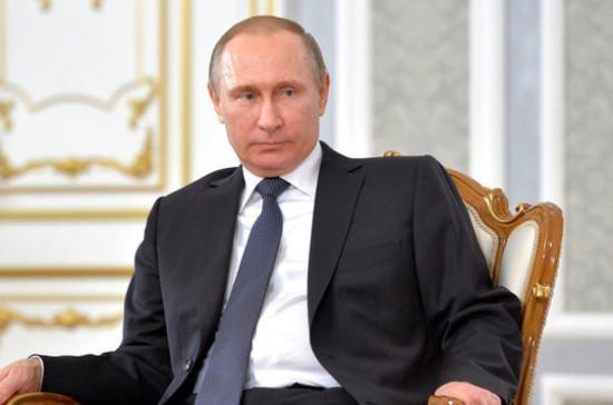 Отказ столицы Украины отВТС позволил сделать целую новейшую отрасль в Российской Федерации — Путин