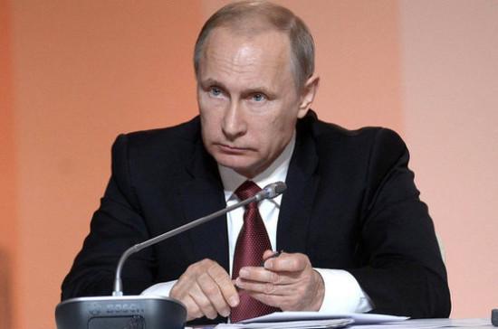 Путин поддержал создание системы продвижения русских товаров навнутреннем рынке