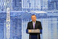 Назарбаев: Казахстан не забудет русский язык после перехода на латиницу