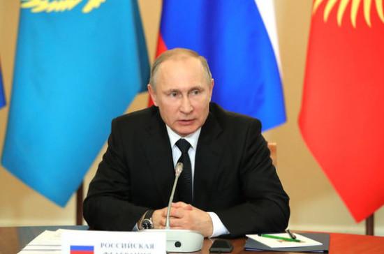 Существенный поток синтетических наркотиков идет в Российскую Федерацию сУкраины— Путин