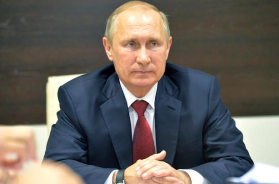 Путин подписал закон оправилах работы онлайн-кинотеатров