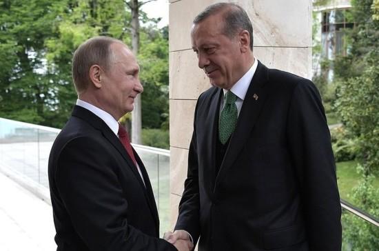 Путин призвал обеспечить безопасность русских туристов вТурции