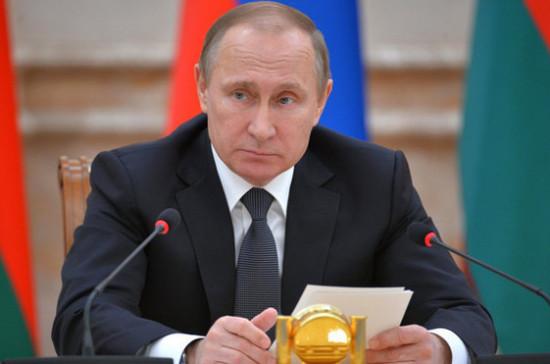 Программа реновации должна пойти наблаго людей, ноне вовред— Путин