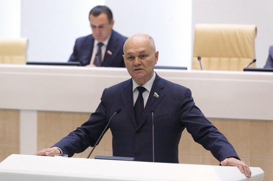 Сенатор Щетинин представил первый том Туристской энциклопедии регионов России