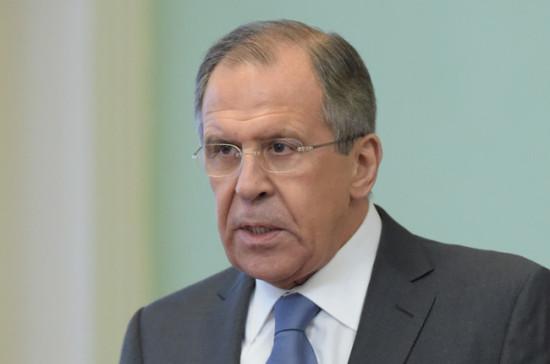 Лавров назвал контакты В. Путина иТрампа очень насыщенными илишенными искусственности