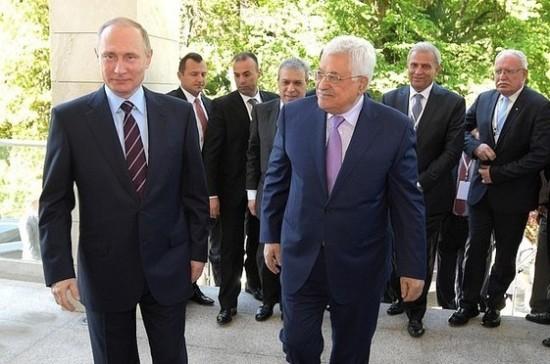 Путин объявил опредоставлении Палестине статуса пользователя налоговых тарифов ЕАЭС
