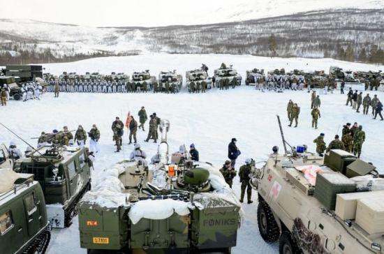 Арктика: опасность милитаризации