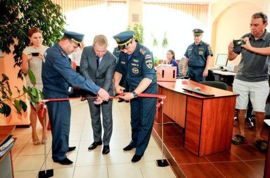 «Стрелец» в Крыму спасает детей