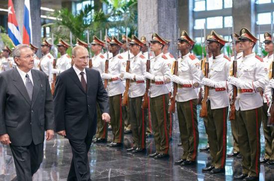 Геополитическое турне Владимира Путина