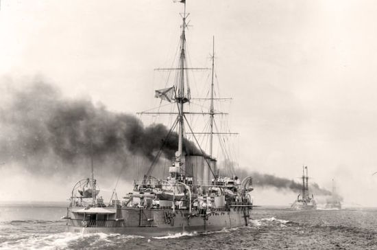 Морская война на Балтике