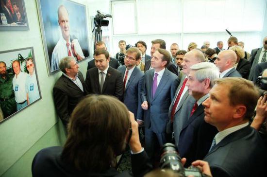 С верой в Россию
