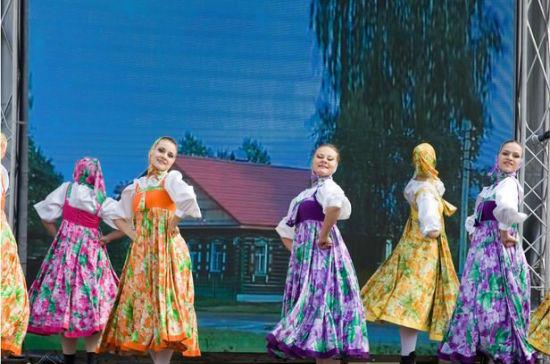 «Многоцветие России-2014»