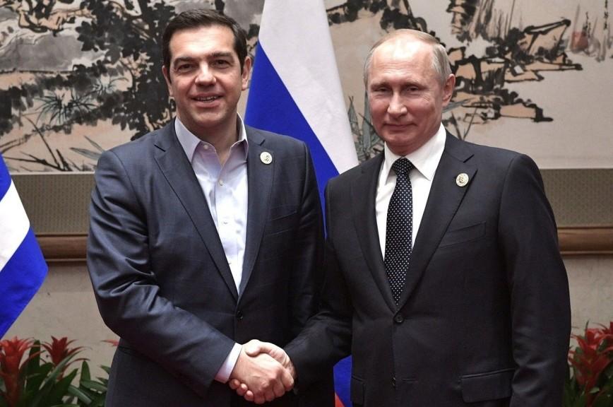 Премьер Греции поведал о существенном прогрессе вотношениях сРоссией