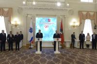 Ленинградская область и Москва утвердили программу сотрудничества на 2017-2021 годы