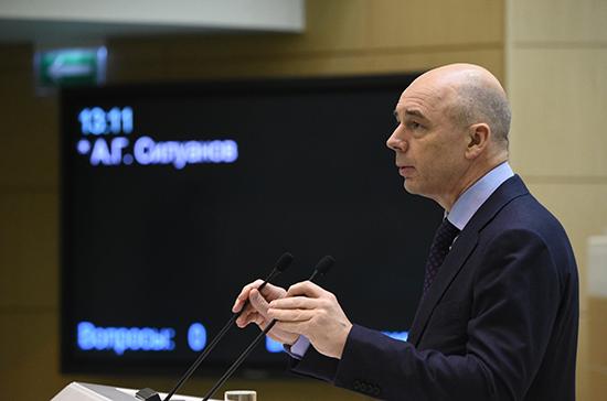 Министр финансов РФ впоправках вбюджет рассчитывает на увелечение стоимости нефти
