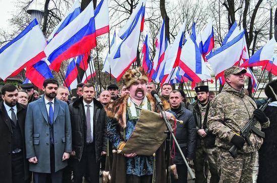 От Переяславской рады до мазепинской зрады, и обратно