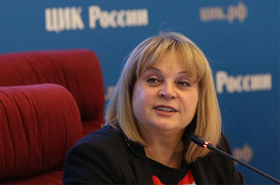 Памфилова назвала новые механизмы голосования выгодными для оппозиции