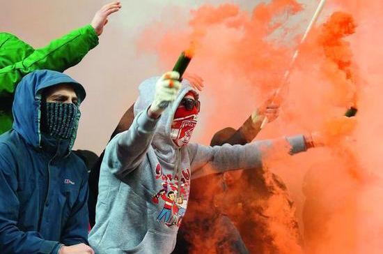 Футбольное хулиганство может дорого стоить