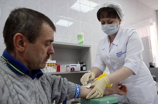 В Госдуме предлагают создать единую базу сведений о состоянии здоровья мигрантов