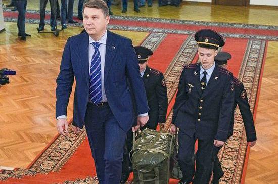 Правительство РФ внесло в Госдуму проект закона о федеральном бюджете на 2017 год и на плановый период 2018 и 2019 годов
