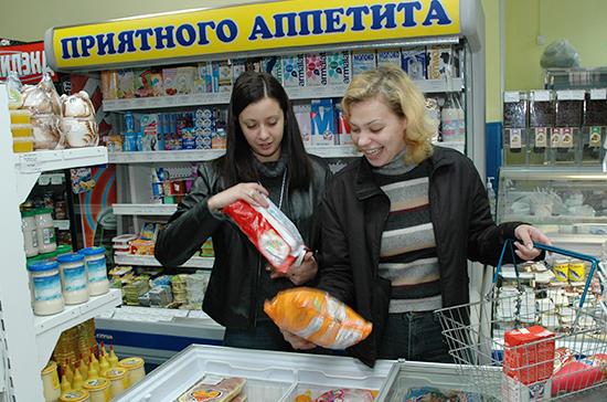 Программа введения продовольственных карточек согласована со всеми ведомствами — Минпромторг