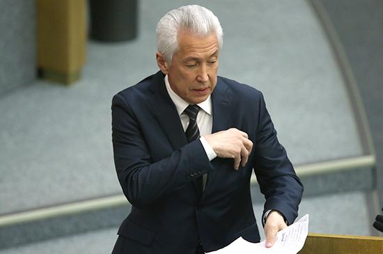 Васильев призвал Запад не терять время на санкции и совместно бороться с терроризмом