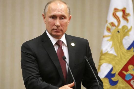Путин: чеховский фестиваль поспособствует реализации интересных идей