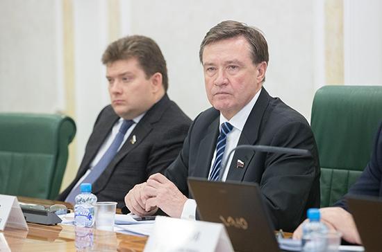 Совет Федерации потребует от Правительства в сжатые сроки решить вопросы льготного налогообложения