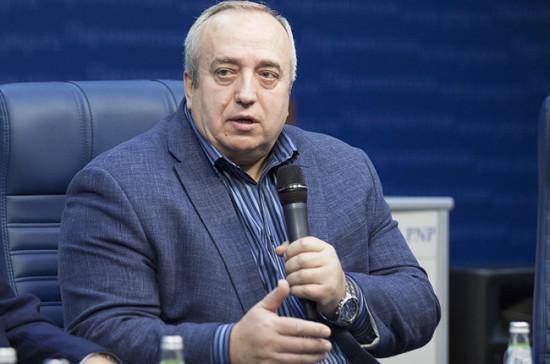 Клинцевич назвал заявление Трампа по Крыму дежурной улыбкой джентльмена