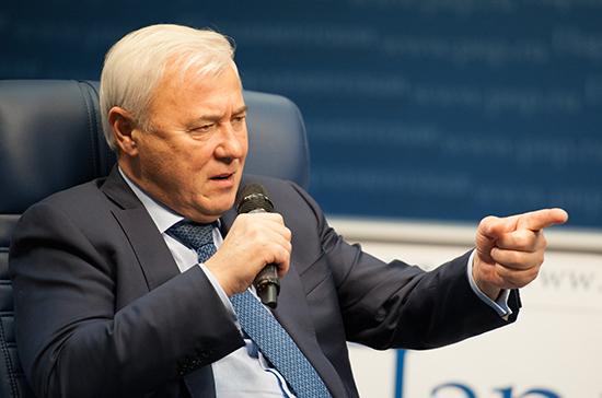 Аксаков предложил страховать средства малого бизнеса в банках на сумму до 1,4 миллиона рублей