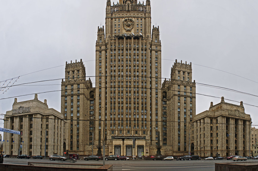 Консул РФ  вНарве покинул Эстонию