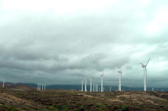 Россия может построить в Испании сеть  ветровых и солнечных электростанций