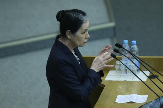 Хованская предложила рассмотреть расселение коммуналок в законодательном проекте ореновации