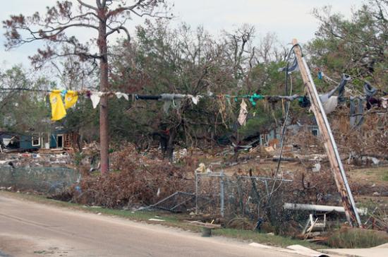 ВПодмосковье вовремя урагана один ребенок умер, четверо тяжело ранены