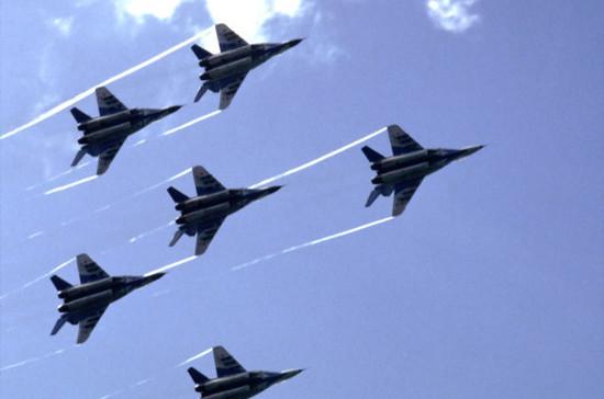 ВКС примут навооружение истребитель Су-35с доконца года