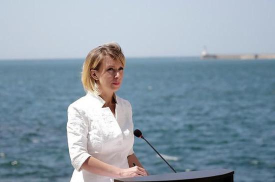 Захарова овысылке дипломатов: Молдавия должна разобраться внутри себя