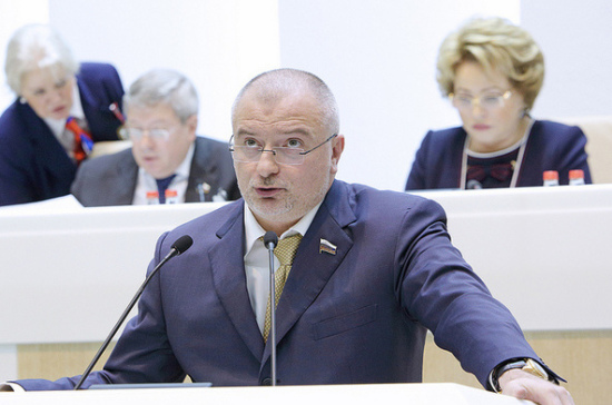ВСовфеде посоветовали отменить «ценз оседлости» для сенаторов-офицеров