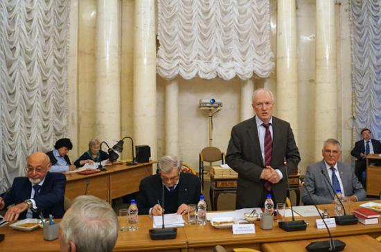 РАН предложила три поправки взакон овыборах руководителя организации
