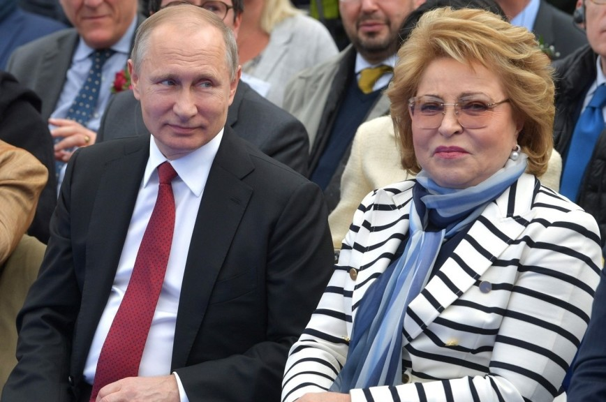 Нам нужны новые масштабные проекты вАрктике с зарубежным участием— Путин